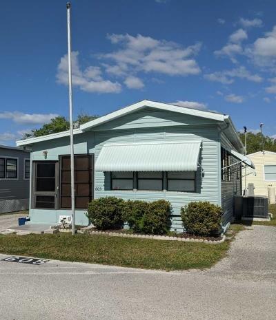 Mobile Home at 3390 Gandy Blvd N Saint Petersburg, FL 33702