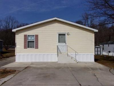 Mobile Home at 6313 Amanda Lane Ravenna, OH 44266