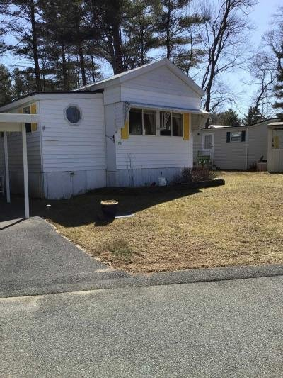 Mobile Home at 78 Beechwood Rd Halifax, MA 02338