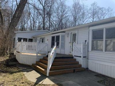 Mobile Home at 6655 Jackson Rd #552 Ann Arbor, MI 48103