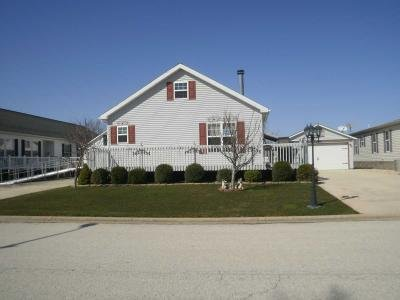 Mobile Home at 10852 W. Lacosta Ln. Frankfort, IL 60423