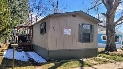 Mobile Home at 3003 Valmont Rd Lot 132 Boulder, CO 80301