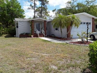Mobile Home at 10812 Meadows Ct., #41E North Fort Myers, FL 33903