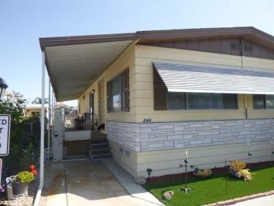 Mobile Home at 4000 Pierce St. # 244 Riverside, CA 92505