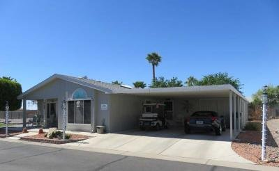 Mobile Home at 3700 S. Ironwood Drive, #27 Apache Junction, AZ 85120
