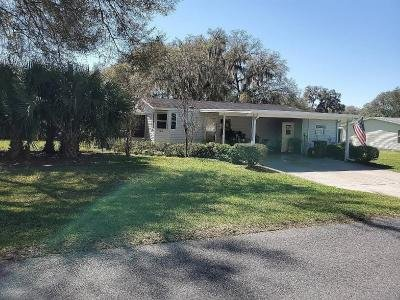 Mobile Home at 1976 NW 45th Terrace Ocala, FL 34482