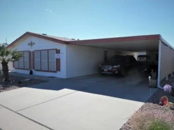 Photo 1 of 2 of home located at 3700 S Ironwood Dr #95 Apache Junction, AZ 85120