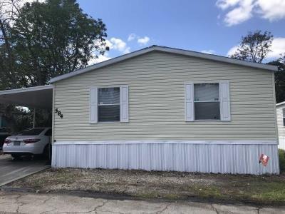 Mobile Home at 584 Leopard Lane North Fort Myers, FL 33903