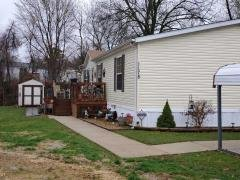 Front deck & shed