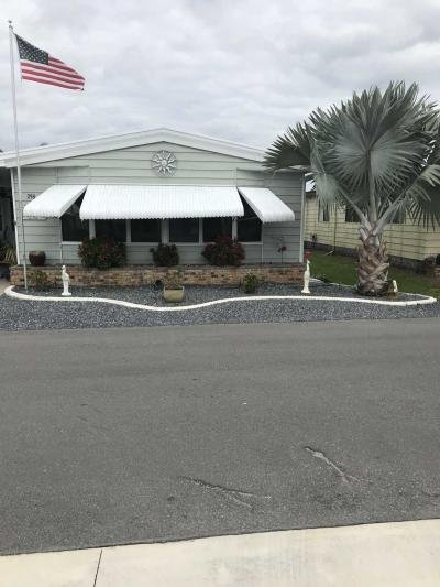 Mobile Home at 298 Blue Beard Dr North Fort Myers, FL 33917