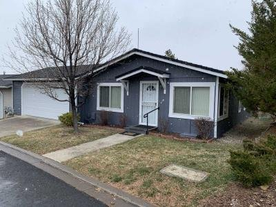 Mobile Home at 26 Carrington Way Reno, NV 89506