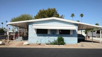 Mobile Home at 305 S. Val Vista Drive #286 Mesa, AZ 85204