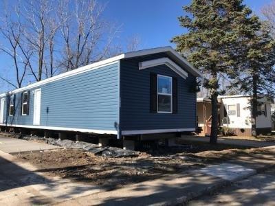 Mobile Home at 6024 Lake Drive Site #101 Ypsilanti, MI 48197