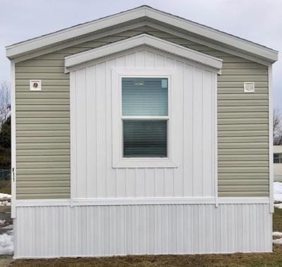 Mobile Home at 1166 Lafayette Rd Lot F 11 Medina, OH 44256