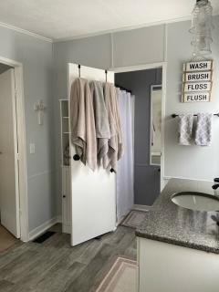 Bathroom with style