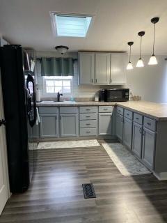 Floors & lighting upgrade