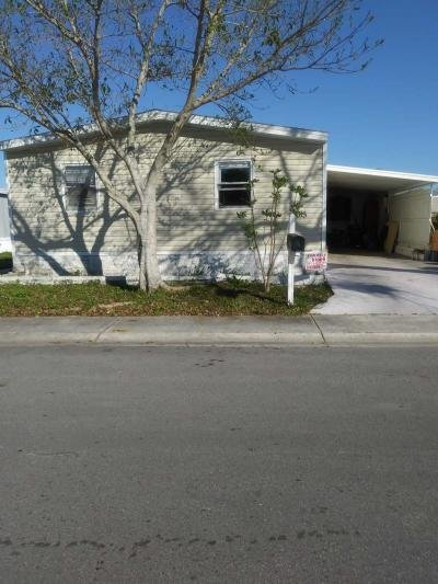 Mobile Home at 8015 73rd St N Pinellas Park, FL 33781