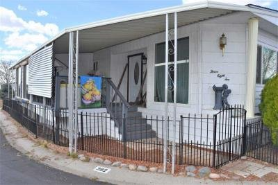 Mobile Home at 7112 Pan American East Fwy NE Lot #382 Albuquerque, NM 87109