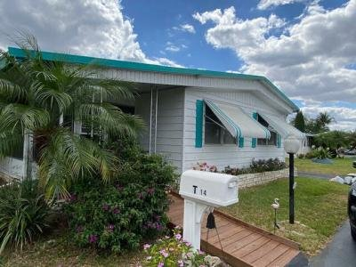 Mobile Home at 6771 NW 44 Way Coconut Creek, FL 33073