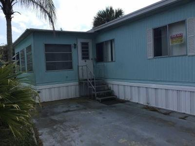 Mobile Home at 8515 N. Atlantic Ave #17 Cape Canaveral, FL 32920