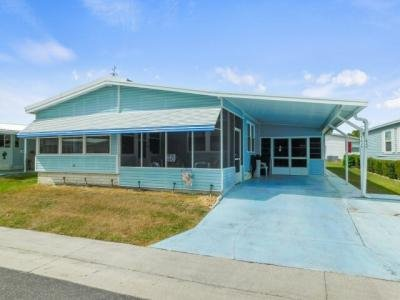 Mobile Home at 5839 Naples Drive Zephyrhills, FL 33540