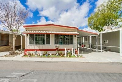 Mobile Home at 4934 1/2 Old Cliffs Rd. San Diego, CA 92120