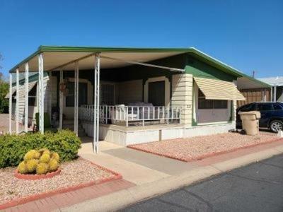 Mobile Home at 8780 E. Mckellips Road Scottsdale, AZ 85257