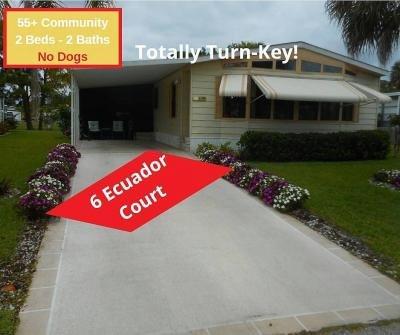 Mobile Home at 6 Ecuador Court Fort Pierce, FL 34951