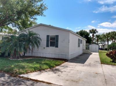 Mobile Home at 6200 99th Street Lot 100 Sebastian, FL 32958