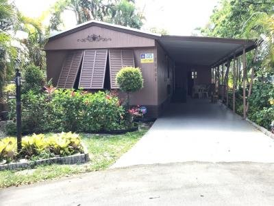 Mobile Home at 20003 N.w. 54 Ct. Miami, FL 33101