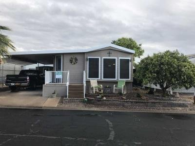 Mobile Home at 8865 E. Baseline Rd. #1444 Mesa, AZ 85209