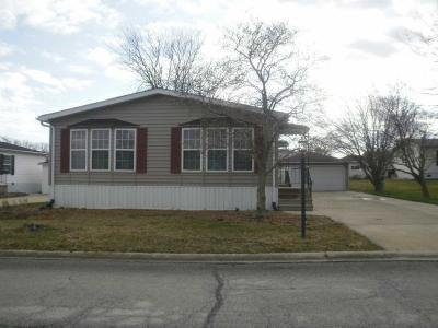 Mobile Home at 22727 S. Butler Ln. Frankfort, IL 60423