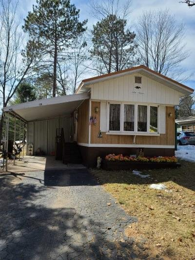 Mobile Home at 1041 Sly Drive #139 Arbor Vitae, WI 54568