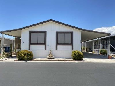 Mobile Home at 8122 W. Flamingo Rd. Las Vegas, NV 89117