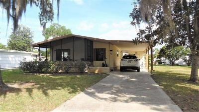 Mobile Home at 104 Winterberry Ave Wildwood, FL 34785