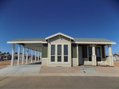 Mobile Home at 1110 North Henness Rd. #2050 Casa Grande, AZ 85122