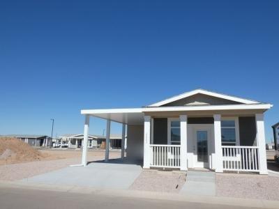 Mobile Home at 1110 North Henness Rd. #2207 Casa Grande, AZ 85122