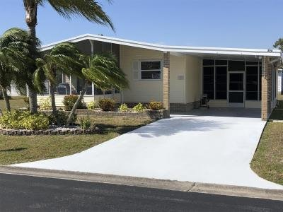 Mobile Home at 11301 S Carolina Dr Bonita Springs, FL 34135