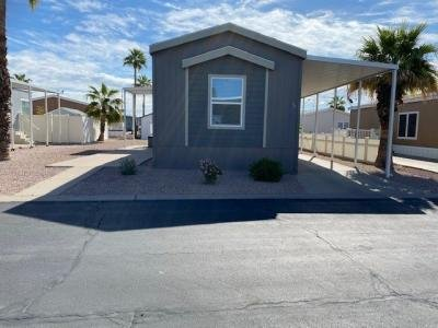 Mobile Home at 2000 S. Apache Rd., Lot #53 Buckeye, AZ 85326
