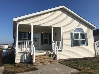 Mobile Home at 7204 E Grand River Lot 178 Portland, MI 48875