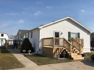 Mobile Home at 27484 Oregon Rd. Lot#7 Perrysburg, OH 43551