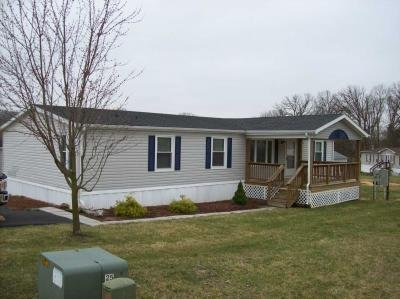 Mobile Home at 66 Nozzle Lane Falling Waters, WV 25419
