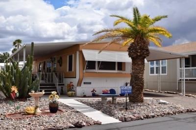 Mobile Home at 2121 S. Pantano Rd #82 Tucson, AZ 85710