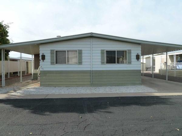 1980 Cavco Mobile Home For Sale
