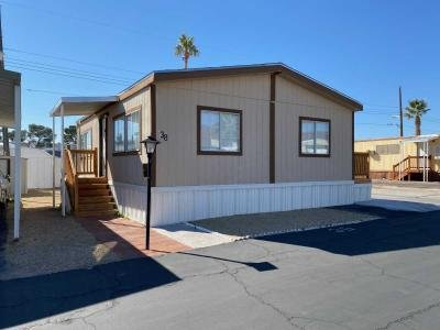 Mobile Home at 3150 Arville Street #38 Las Vegas, NV 89102