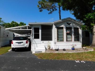 Mobile Home at 5100 60th St E. #w4 Bradenton, FL 34203