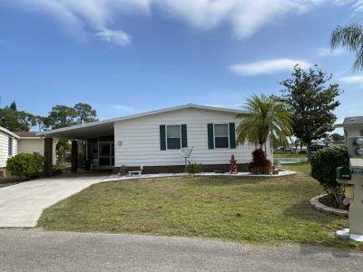 Mobile Home at 19196 Indian Wells Ct. North Fort Myers, FL 33903