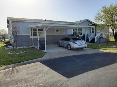 Mobile Home at 5404 Marengo Place Del Valle, TX 78617