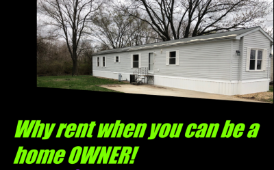 Mobile Home at 319 Catherine Dr. Red Bud, IL 62278