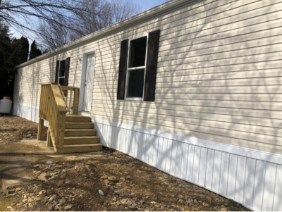 Mobile Home at 285-51 Lower Nis Hollow Dr Lehighton, PA 18235
